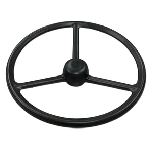 Steering Wheel with Center Cap - Bubs Tractor Parts