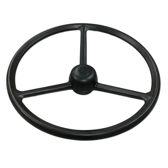Steering Wheel w/ Center Cap