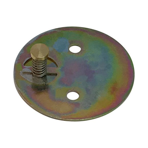 Choke Butterfly Disc - Bubs Tractor Parts