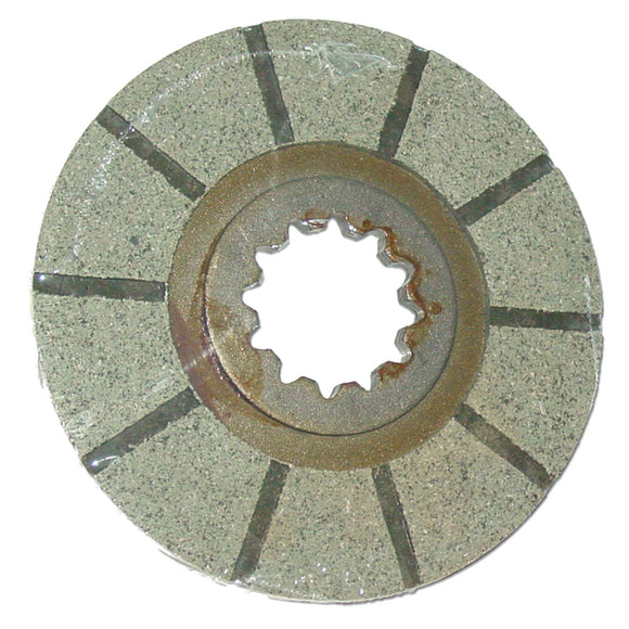 Bonded Brake Disc - Bubs Tractor Parts