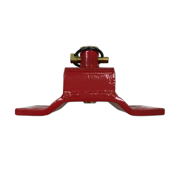 Drawbar Clevis With Pin - Bubs Tractor Parts