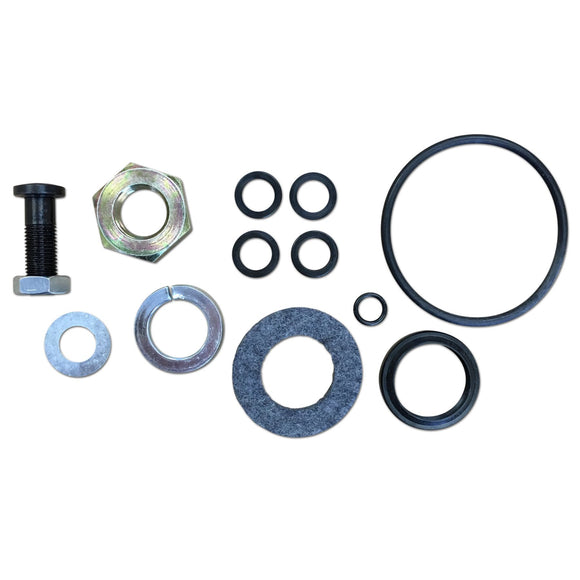 Steering Sector Hardware & Seal Kit (For manual & power steering tractors)