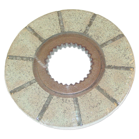 Bonded Brake Disc: Cockshutt And Oliver - Bubs Tractor Parts