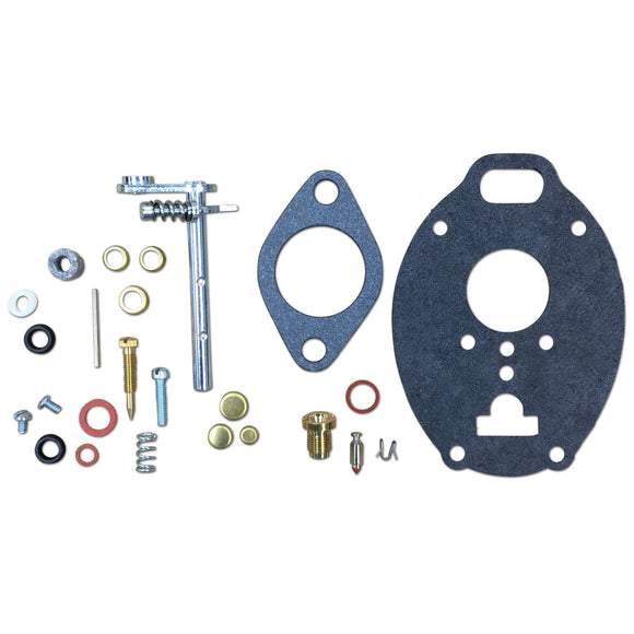 Basic Carburetor Repair Kit for Marvel Schebler carbs - Bubs Tractor Parts