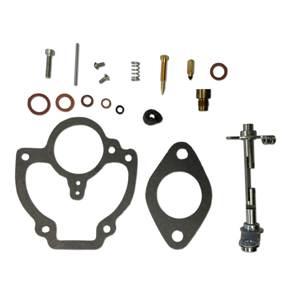 Basic Carburetor Repair Kit (Zenith) - Bubs Tractor Parts