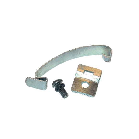 Spring Clip and Shorter Bracket for Delco distributor cap - Bubs Tractor Parts