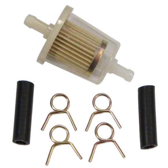 In-Line Fuel Filter - Bubs Tractor Parts