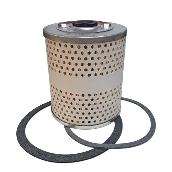 Oil Filter, Cartridge Type w/ Handles
