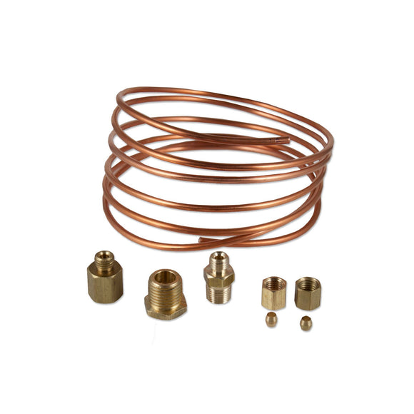 Oil Pressure Gauge Copper Line Kit - Bubs Tractor Parts