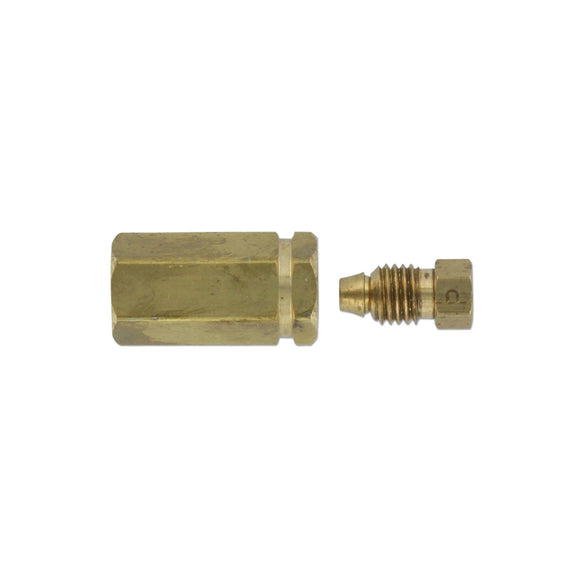 Oil Gauge Fitting, 1/8