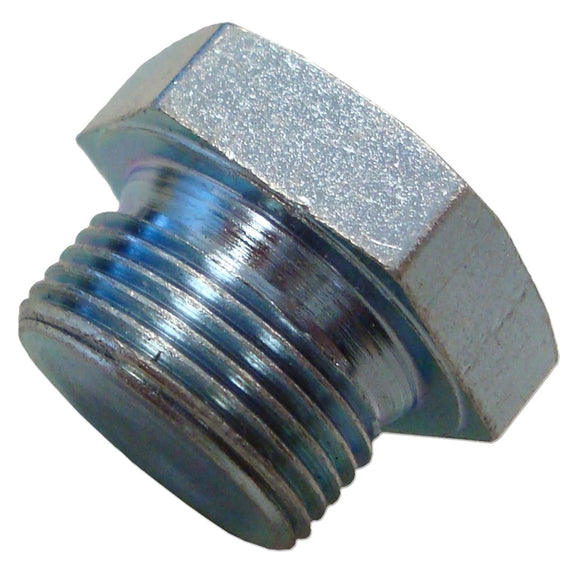 Oil Pan Drain Plug - Bubs Tractor Parts