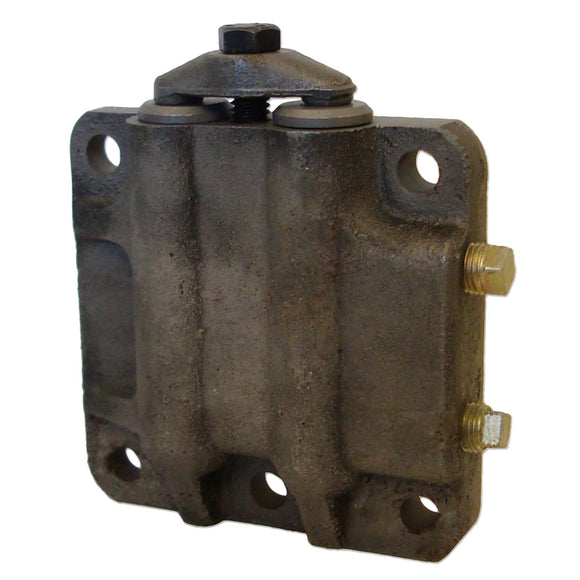 Hydraulic Pump Complete Valve Chamber Assembly (Left) - Bubs Tractor Parts