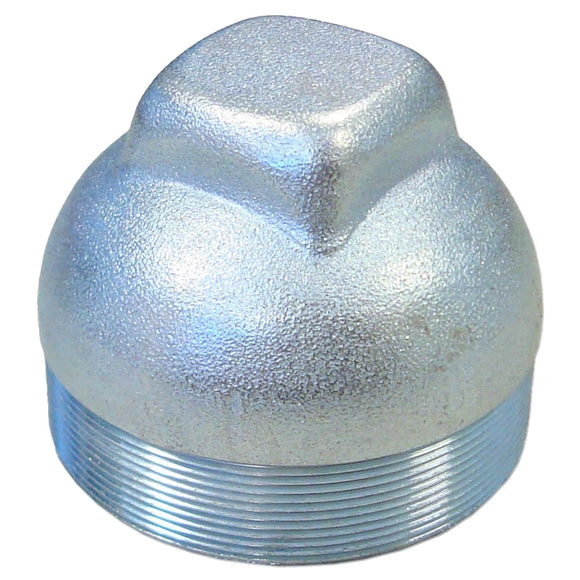 Stamped Steel Front Hub Cap Exact Reproduction - Bubs Tractor Parts
