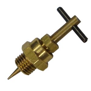 Main Jet Adjustment Needle Assembly (For Zenith carburetors)