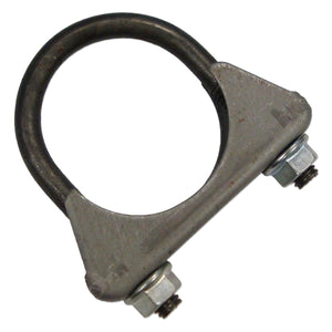 "1-7/8"" Economy Muffler Clamp - Bubs Tractor Parts"