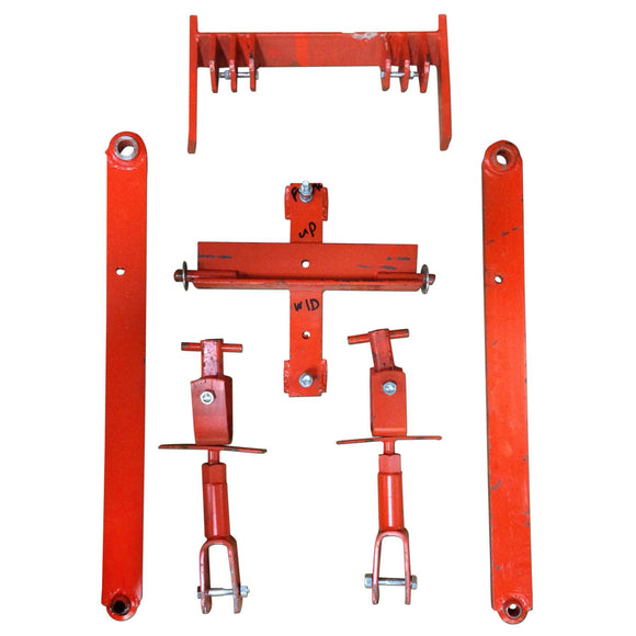 3-Point Hitch Conversion Kit (Category 2)