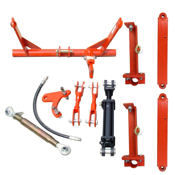 3 Point Hitch Conversion Kit - Bubs Tractor Parts