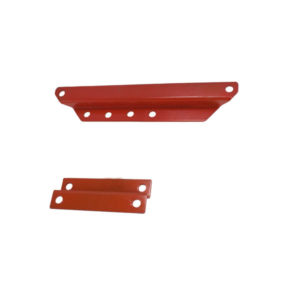 AC G 2 Piece Battery Box Bracket Set - Bubs Tractor Parts