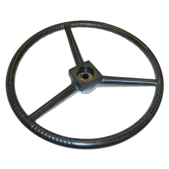 Black Steering Wheel - Bubs Tractor Parts