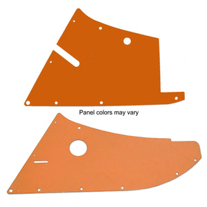 2 Piece Side Panel Set - Bubs Tractor Parts