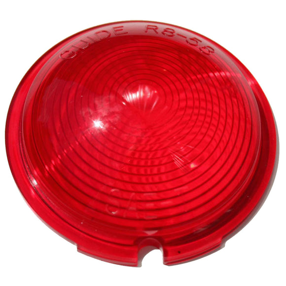 Plastic Tail Light Lens - Bubs Tractor Parts