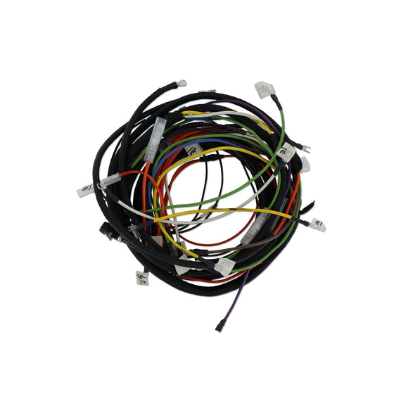 Wiring Harness Kit For Tractors Using 3 Or 4 Terminal Voltage Regulator - Bubs Tractor Parts