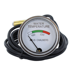 Water Temperature Gauge - Bubs Tractor Parts
