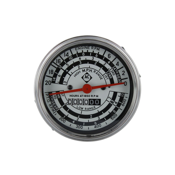 Tachometer / Operation Meter - Bubs Tractor Parts