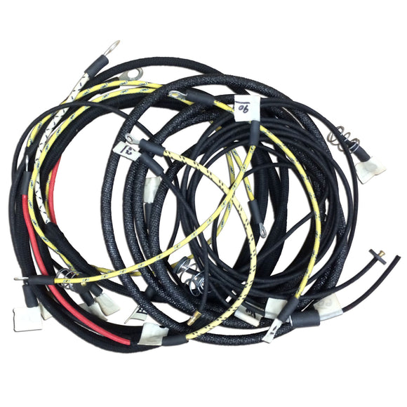 Wiring Harness Kit (for Tractors with 1 Wire Alternator) - Bubs Tractor Parts