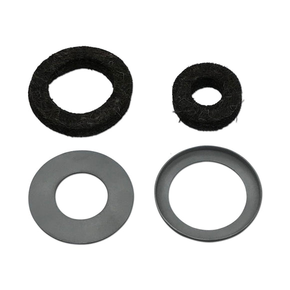 Front Hub Felt, Retainer & Washer Kit - Bubs Tractor Parts