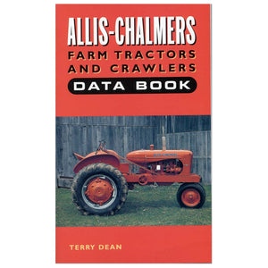 Allis Chalmers Data Book - Bubs Tractor Parts