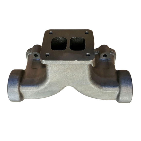 Manifold --- Exhaust Center Section - Bubs Tractor Parts