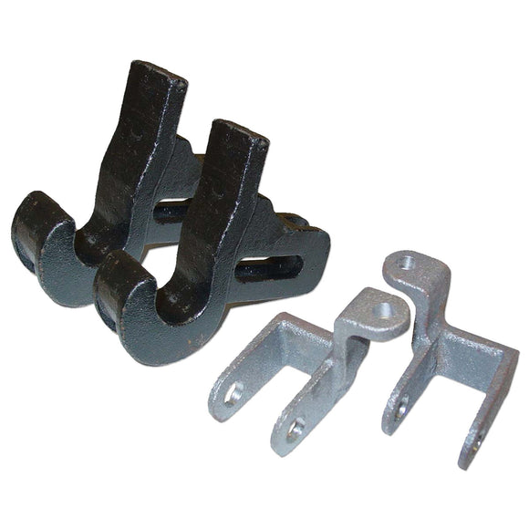 4 Piece Eagle Latch Set - Bubs Tractor Parts