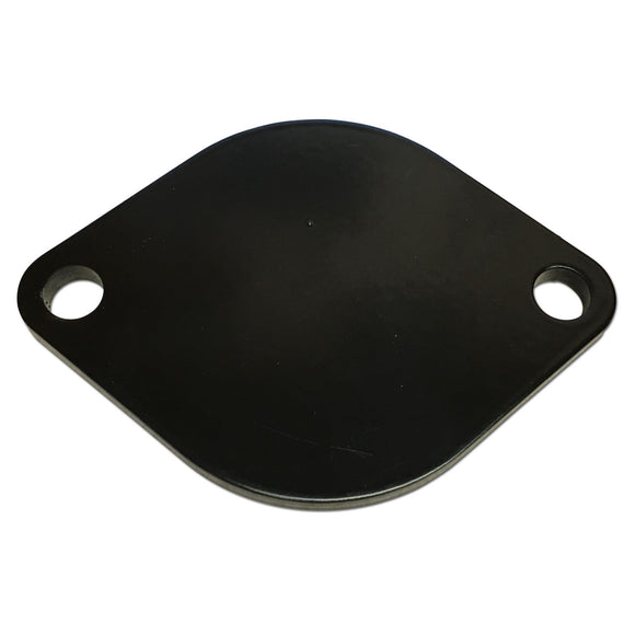 Plate For Manifold - Bubs Tractor Parts