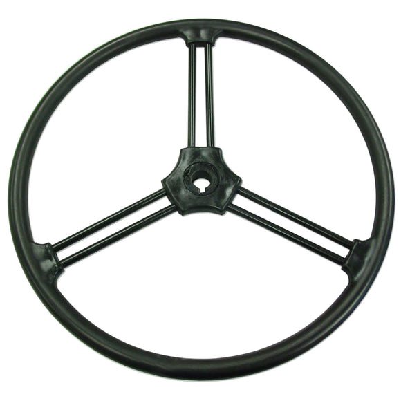 Double Spoke Steering Wheel - Bubs Tractor Parts