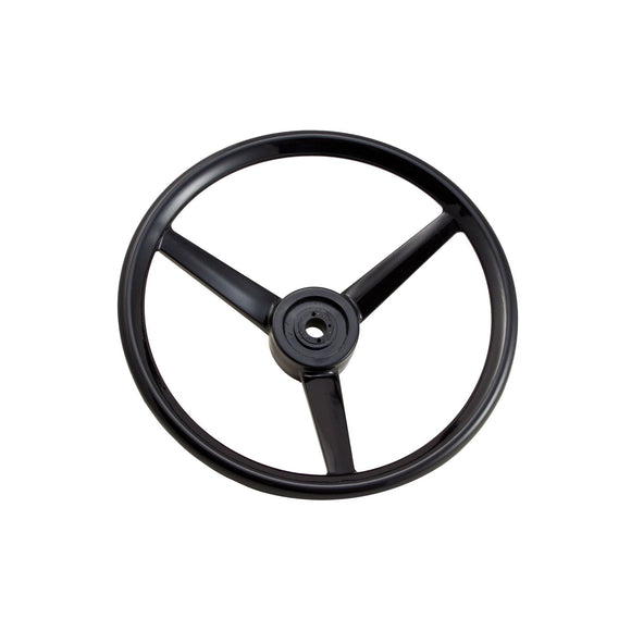 Steering Wheel With Covered Spokes - Bubs Tractor Parts