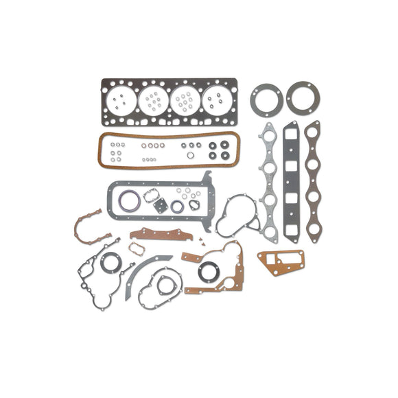 Complete Engine Gasket Set With Crankshaft Seals - Bubs Tractor Parts