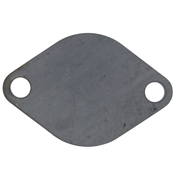 Manifold Block Off Plate - Bubs Tractor Parts