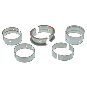 "Main Bearing Set, 2.864"" (0.010"" undersize), (set of 5) - Bubs Tractor Parts"