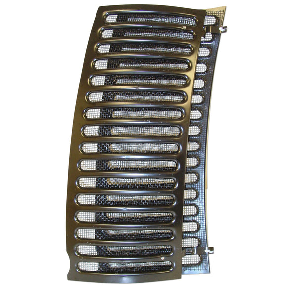Front Grill With Screen Pair - Bubs Tractor Parts