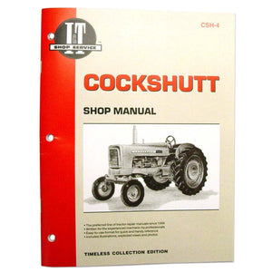 Cockshutt I&T Shop Manual - Bubs Tractor Parts