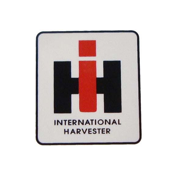 IH Logo: Mylar Decal -- 2