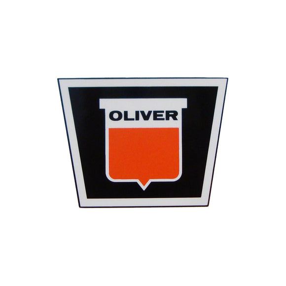Oliver Keystone Decal, 3