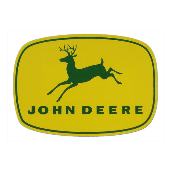 4 Legged Leaping Deer Decal - Bubs Tractor Parts