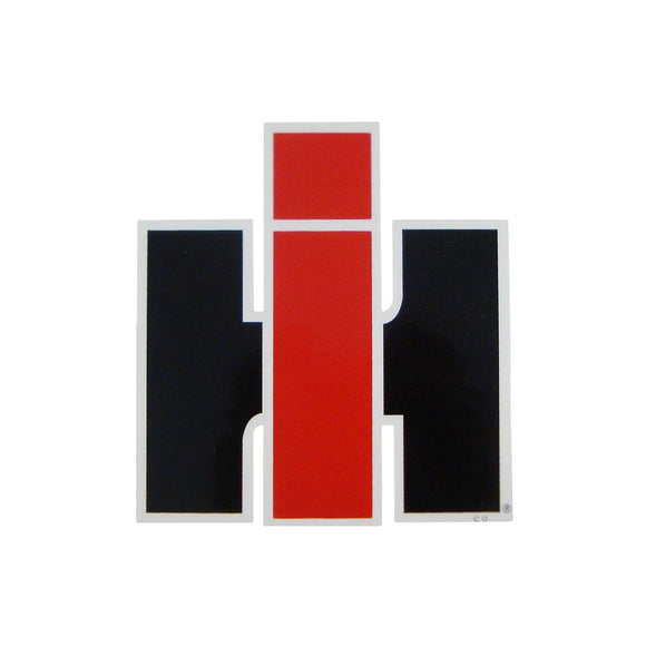 IH Logo Decal, 4-1/2