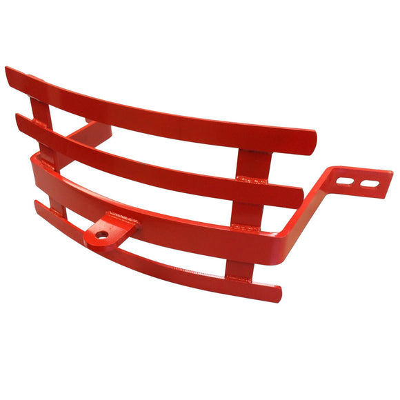 Heavy Duty Ford Front Bumper -- Fits 8N, 9N, 2N, NAA, 600, 800 & More! - Bubs Tractor Parts