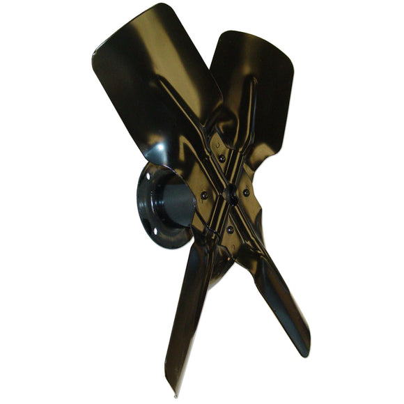 Fan Blade Only --- (4 Blade) - Bubs Tractor Parts