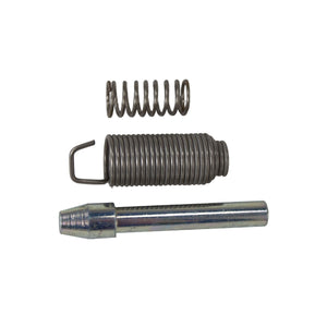 Governor Compensating End & Spring Assembly - Bubs Tractor Parts