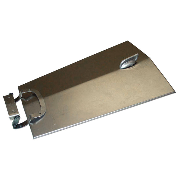 Battery Door With Latch And Hinge Assembly - Bubs Tractor Parts