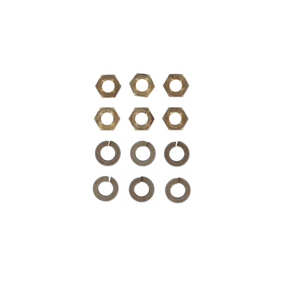 Manifold Nut And Washer Kit - Bubs Tractor Parts